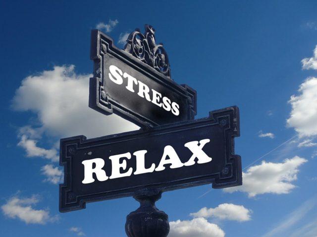 ストレス解消の方法