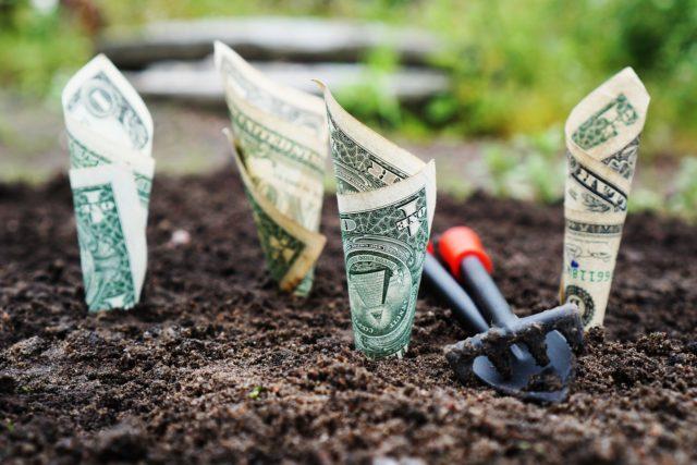 投資する前に種銭をしっかりと稼ぐこと