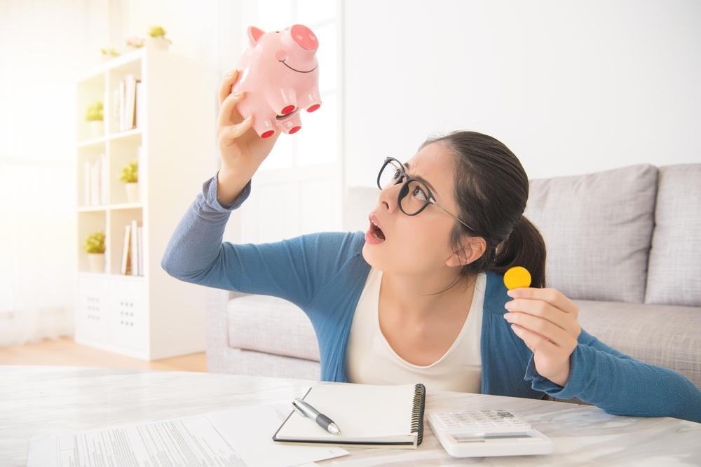 お金がない主婦に捧ぐ、金欠家計の改善法