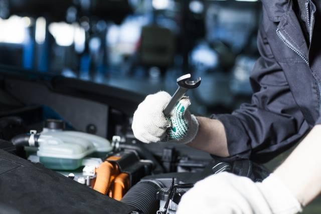 車の整備士の事例